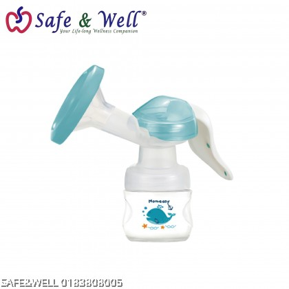 MOMEASY MANUAL BREAST PUMP