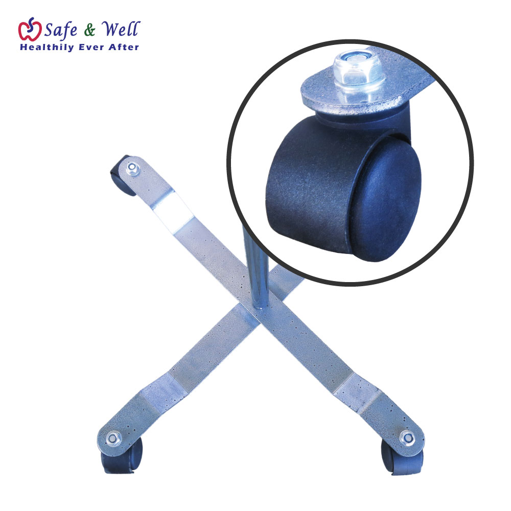 HOPKIN IV DRIP STAND WITH WHEELS