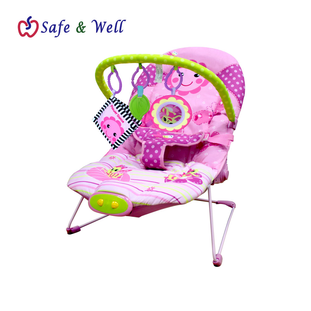 PICARDO 'COZY' MUSICAL DELUXE BABY BOUNCER