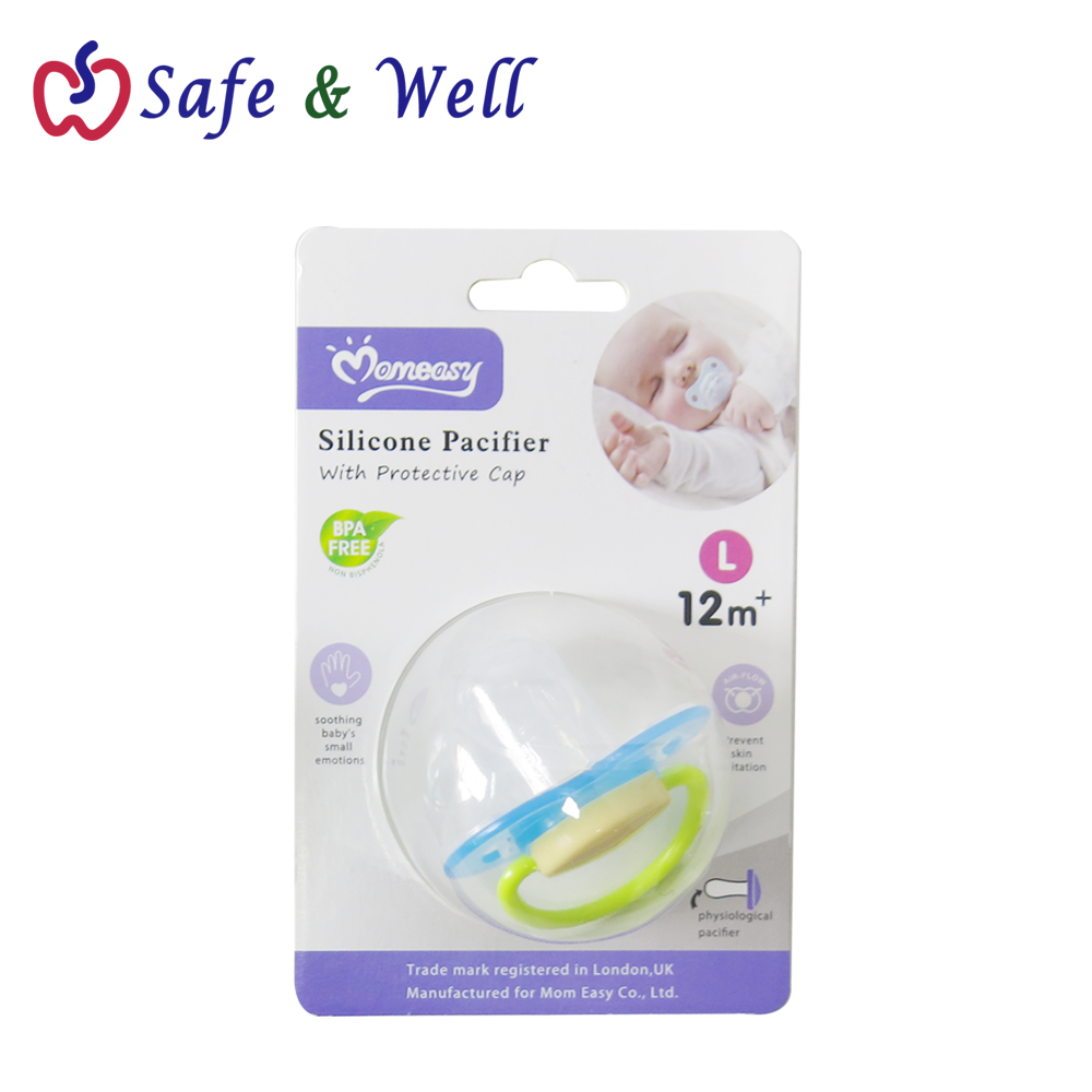 MOMEASY PACIFIER - PHYSIOLOGICAL TYPE A